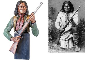 Christopher Pardell-Rebellious - Chief Geronimo