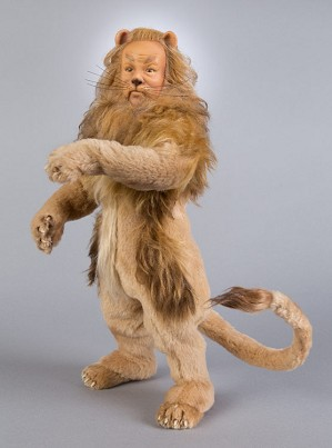 R. John Wright-Cowardly Lion From The Wizard Of Oz
