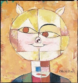 Chuck Jones-Portrait De Cochon