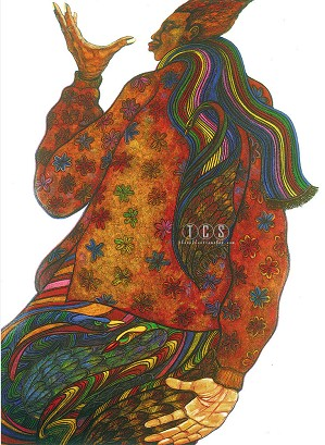 Charles Bibbs-Lady Of Color Limited Edition