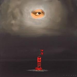 Robert Deyber-Eye Of The Storm