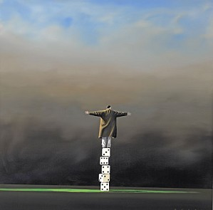 Robert Deyber-On Top of His Game