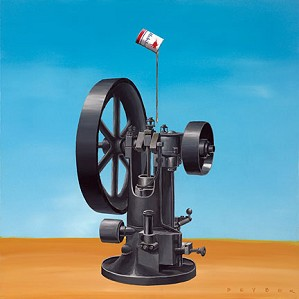 Robert Deyber-The Well Oiled Machine