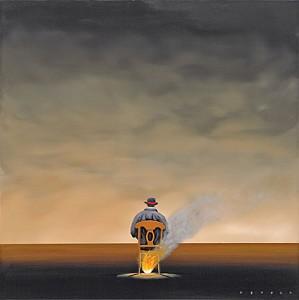 Robert Deyber-The Hot Seat