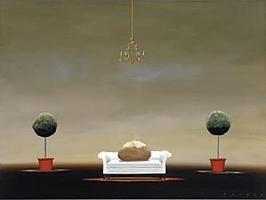 Robert Deyber-The Couch Potato