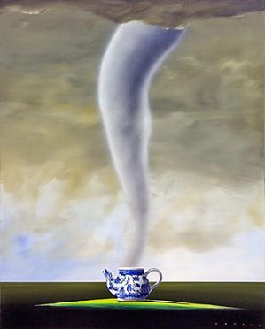 Robert Deyber-Tempest In A Teapot