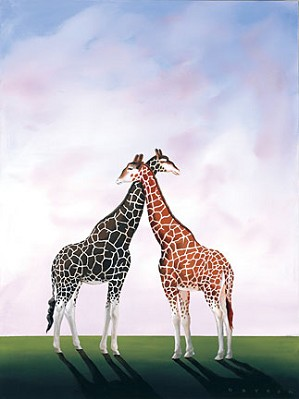 Robert Deyber-Neck And Neck