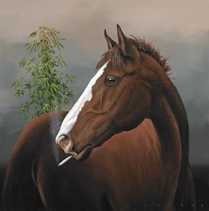 Robert Deyber-Your High Horse