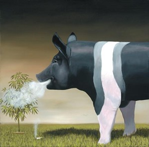 Robert Deyber-High On The Hog