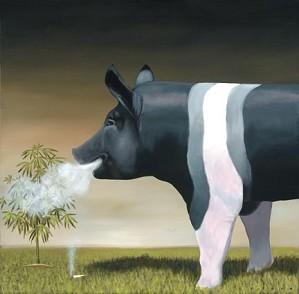 Robert Deyber-High On The Hog