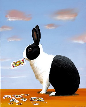 Robert Deyber-Jack Rabbit