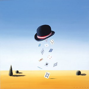 Robert Deyber-The Hat Trick