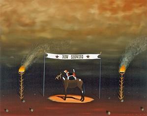 Robert Deyber-The Dog And Pony Show