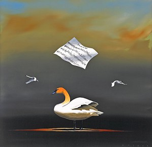 Robert Deyber-The Swan Song