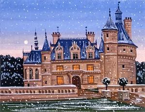Liudmila Kondakova-Chateau De La Loire
