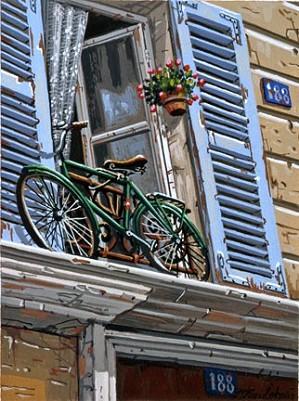 Liudmila Kondakova-188 Rue De Marcine