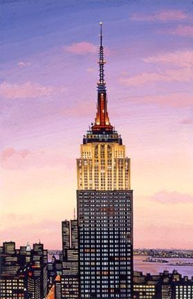 Liudmila Kondakova-Empire State Building