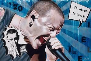 Stickman-I'm About To Break - Chester Bennington/Linkin Park