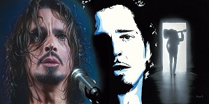 Stickman-Heaven Send Hell Away - Chris Cornell