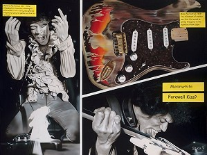 Stickman-Let Me Stand - Jimi Hendrix