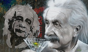 Stickman-Theory of Mixology - Einstein