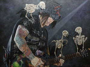 Stickman-Murder of Four - DJ Ashba