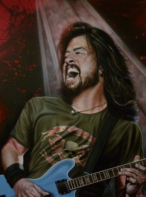 Stickman-It's Times Like These - Dave Grohl