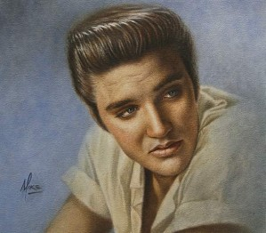 Mike Kupka-Elvis Presley