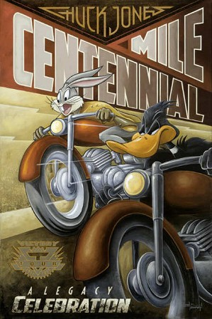 Mike Kungl-Centennial Mile
