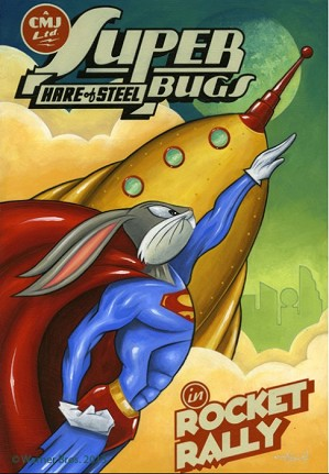 Mike Kungl-Hare of Steel