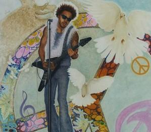 Mike Kupka-Lenny Kravitz