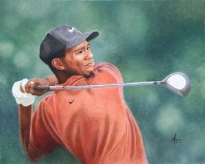 Mike Kupka-Tiger Woods