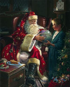 Dean Morrisey-One Christmas Eve