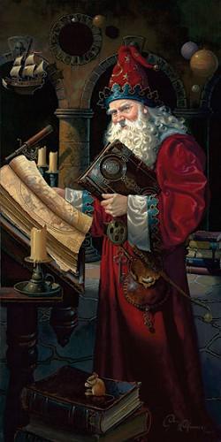 Dean Morrisey-Solarus the Wizard MASTERWORK EDITION ON