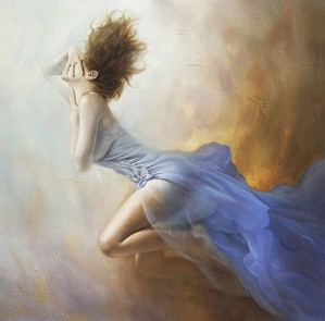 Arian-Open to the Light Giclee On Canvas