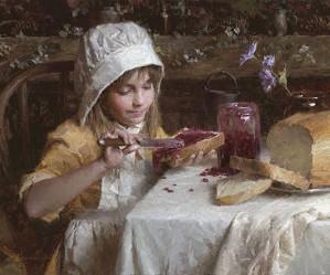 Morgan Westling-Strawberry Jam