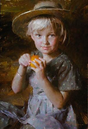Morgan Westling-Tangerine SMALLWORK EDITION ON