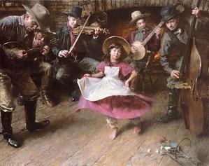 Morgan Westling-The Dance