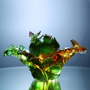 Liuli Crystal-Wondrous Beauty