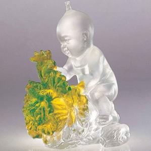 Liuli Crystal-Lucky Little Baby Doll