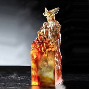 Liuli Crystal-Prosperity All Around