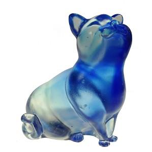 Liuli Crystal-Pussy Cat (Lover, Hugger, Kisser) - Meow, My Dear