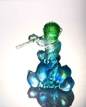 Liuli Crystal-Our Monkey King