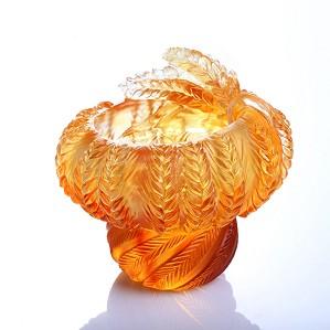 Liuli Crystal-Prosperity, Ubiquitous-Age of Abundance