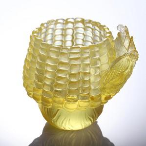Liuli Crystal-Prosperity, Ubiquitous-Golden Abundance