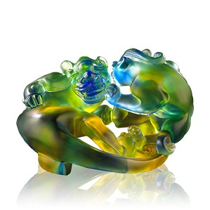 Liuli Crystal-Mythical Creature (Harmony and Peace) - Universal Harmony