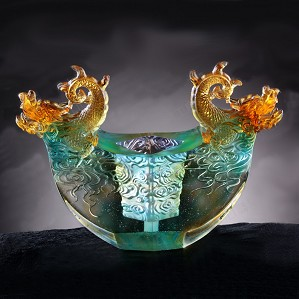 Liuli Crystal-Imminent Beauty