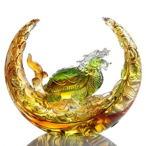 Liuli Crystal-Mythical Creature (Ambition) - Traversing Miles of Wind and Cloud