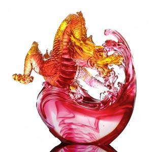 Liuli Crystal-Dragon of Victory - Of Imposing Repute