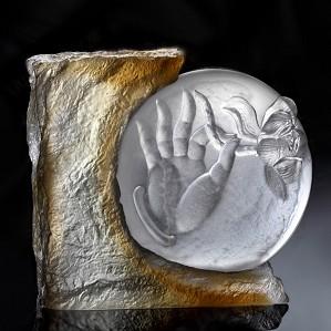 Liuli Crystal-Moonlit Bodhi